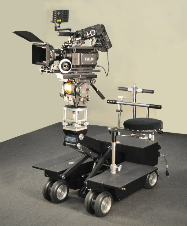 Vector Camera Dolly Quote Form